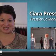 Ciara Pressler Fashion Week Interview
