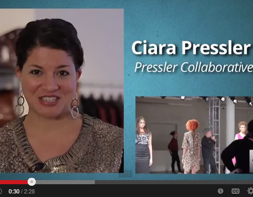 Ciara Pressler Fashion Week Interview