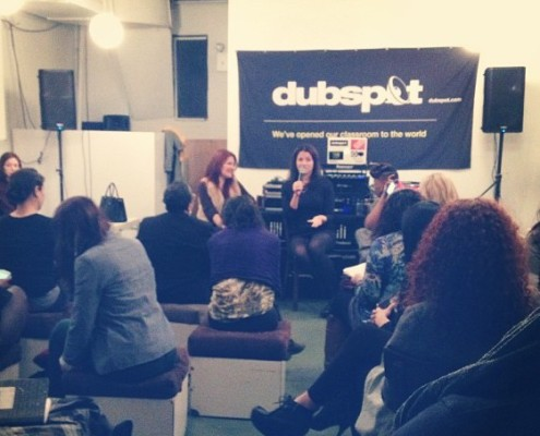 Marketing Panel at Dubspot