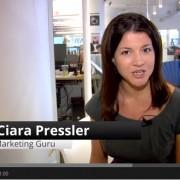 Ciara Pressler Marketing Budget Video